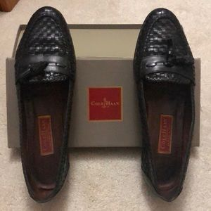 "Cole Haan ""Country"" Italian Leather Loafers"